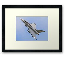 Royal Air Force Typhoon of N01 Squadron Framed Print