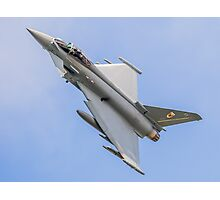 Royal Air Force Typhoon of N01 Squadron Photographic Print