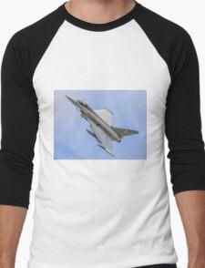 Royal Air Force Typhoon of N01 Squadron Men's Baseball ¾ T-Shirt