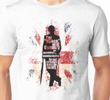 Mycroft (flag) Unisex T-Shirt