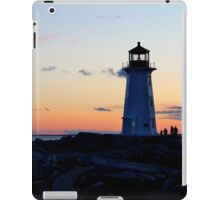Peggy's Lighthouse iPad Case/Skin