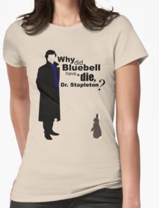 Bluebell Womens Fitted T-Shirt