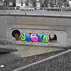 Jesta Graffiti, leeds by Emma Close