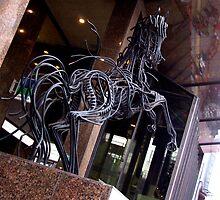 Lloyd's Horse by Emma Close