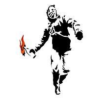 Stencil Rioter by GeorgeOC
