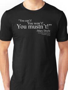 Telegram for Mr Arthur Conan Doyle Unisex T-Shirt
