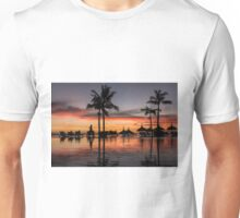 Mauritian Sunset Unisex T-Shirt