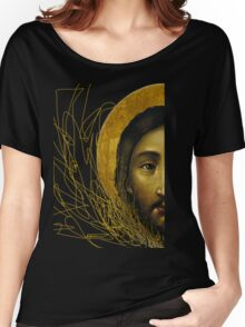 Russian icon  Women's Relaxed Fit T-Shirt
