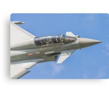 RAF Typhoon Crew Canvas Print