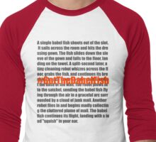 Babel Fish (2) Men's Baseball ¾ T-Shirt