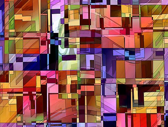 Artificial Boundaries by Ginny Schmidt