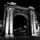 Union Station Arch, Columbus, Ohio by G. Patrick Colvin