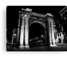 Union Station Arch, Columbus, Ohio Canvas Print