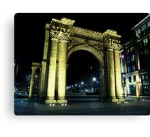 Union Station Arch, Columbus, Ohio Canvas Print