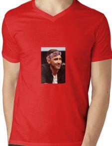 Lee Pace Mens V-Neck T-Shirt