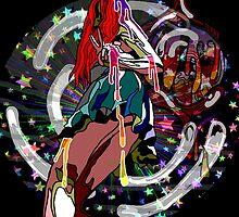 Cosmic Womb by tangerinelsd