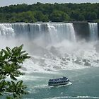 Niagara Falls, Usa by chord0