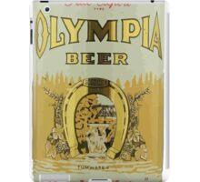 Olympia BEER. Rare. iPad Case/Skin