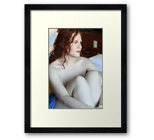Wistful Thinking Framed Print