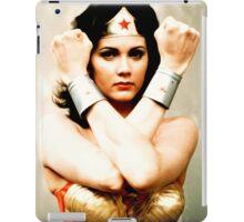 Wonder Woman iPad Case/Skin