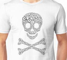 Bikes on the brain (light version) Unisex T-Shirt