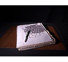The Notebook Photographic Print