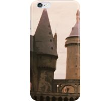 Sunny Hogwarts iPhone Case/Skin