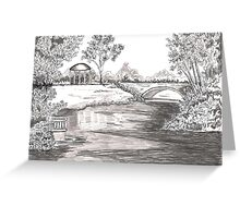 IMAGE REFLECTIONS Greeting Card