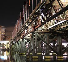 pyrmont bridge by bodymechanic