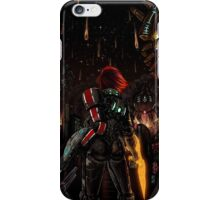Mass Effect - Shepard told us... iPhone Case/Skin