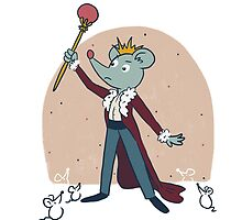 The Mouse King by megsneggs