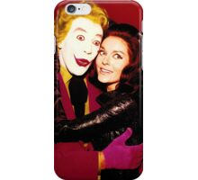 Joker and Catwoman iPhone Case/Skin