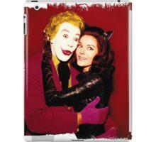Joker and Catwoman iPad Case/Skin