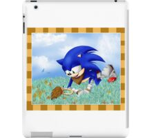 Sonic and the Hedgehog iPad Case/Skin