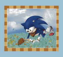 Sonic and the Hedgehog T-Shirt