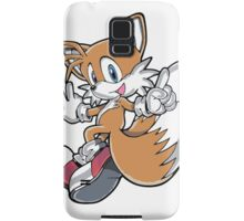 Tails Jumping Samsung Galaxy Case/Skin