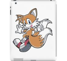 Tails Jumping iPad Case/Skin