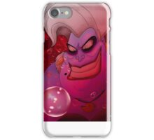 Sea Witch  iPhone Case/Skin
