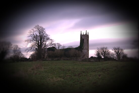 CHURCH ON THE HILL by TIMKIELY