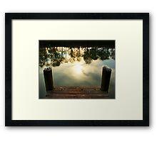 Into Oblivion Framed Print