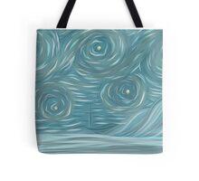 Calm Storm Tote Bag