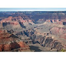 The Vastness of the Grand Canyon Photographic Print