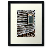 In need of love Framed Print