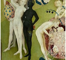 The Garden of Earthly Delights: Detail 1 by medievalpoc