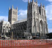 National Cathedral in Washington, DC by ticklemeimsexy