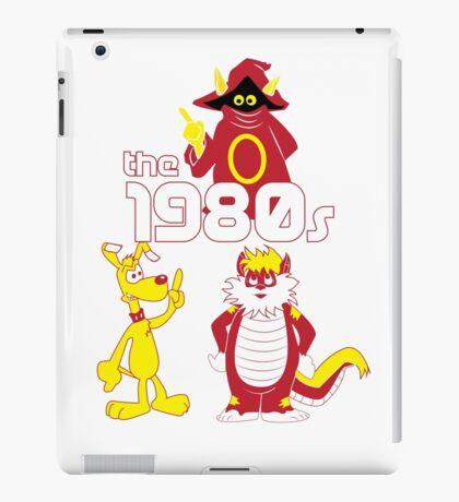 The 1980s iPad Case/Skin