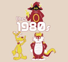 The 1980s by slugamo