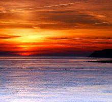 Cromer Sun by Carl Osbourn