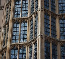 Westminster Windows by Claire Elford
