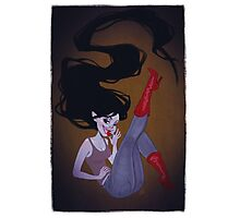 Oh, Marceline Photographic Print